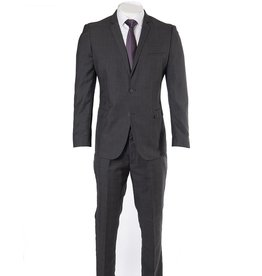 Delahaye London Collection Delahaye - Charcoal Khan Slim Suit