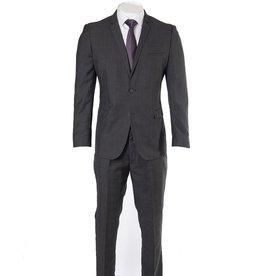Delahaye London Collection Delahaye - Charcoal Khan Slim Suit