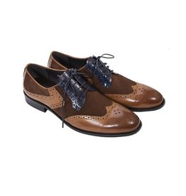Emiliano - Wing Tip Shoes
