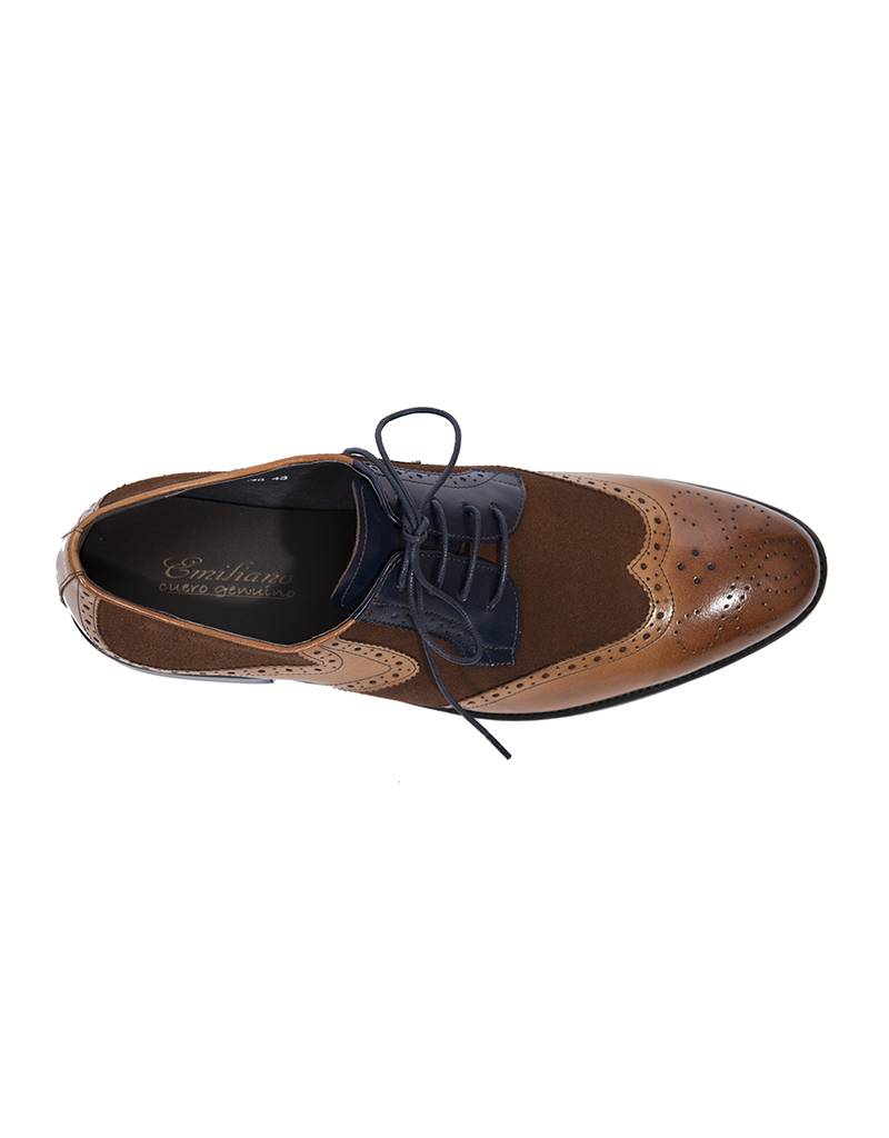 Emiliano - Wing Tip Shoes - M78