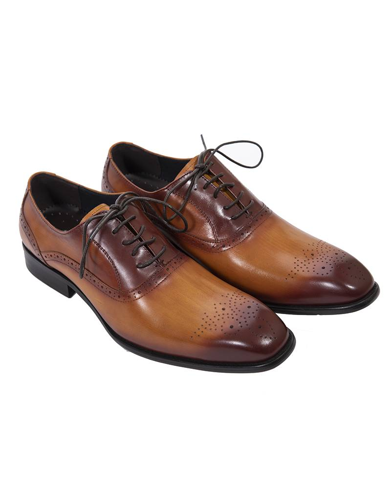 Emiliano - Brogue Oxford Shoes - G02