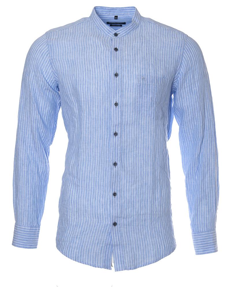 CASAMODA Casamoda - Mandarin Collar Shirt - 493157400