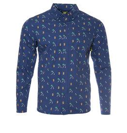 Poplin & Co Poplin & Co - Aloha Shirt