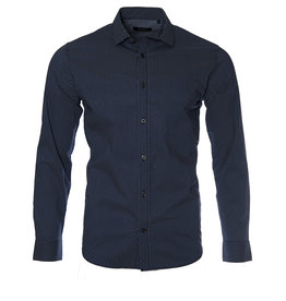 Matinique Matinique - Navy Summer Shirt