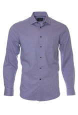 Seven Seas Seven Seas - Purple Vichy Shirt - 19005