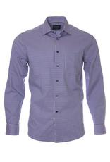 Seven Seas Seven Seas - Purple Vichy Shirt - 19005
