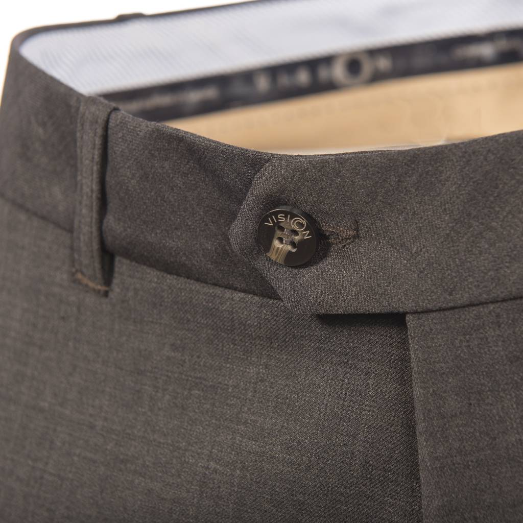 Vision Modern Fit Pant by Vision - Medium Grey