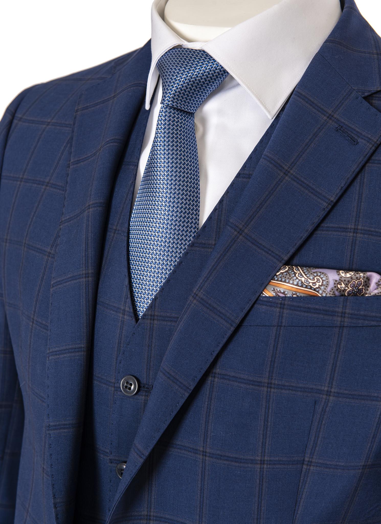 Tallia Tallia -3 Piece Suit - SDX0012
