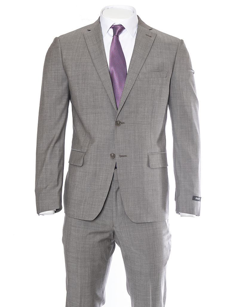 DKNY -  Taupe Suit -12Y1413