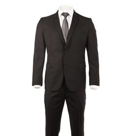 Delahaye London Collection Delahaye London Collection Black Slim Suit