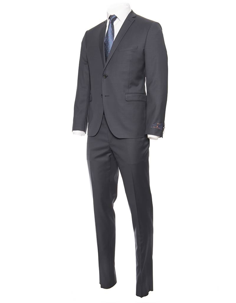 Paul Betenly Paul Betenly Griffin Slim Suit in Blue