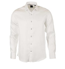Elite by Serica Elite by Serica - White Woven Shirt