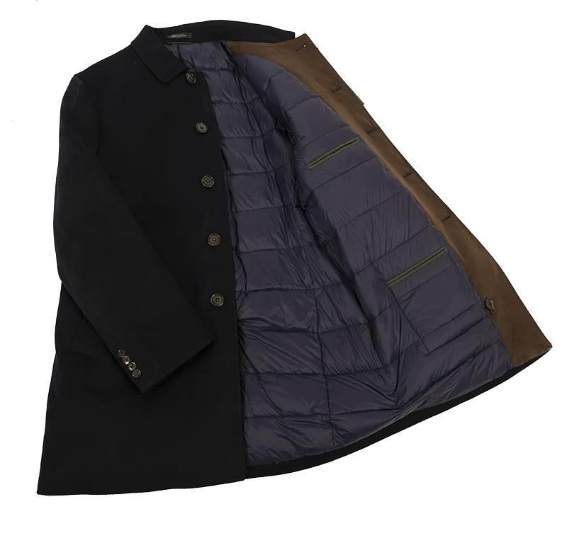 Ralph Lauren Ralph Lauren - Ladd Down Filled Overcoat (21C0000)