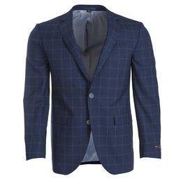 Paul Betenly Paul Betenly- Blue Window Pane Sport Jacket