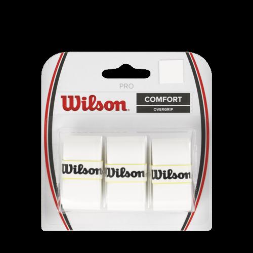 Wilson PRO OVERGRIP - WHITE