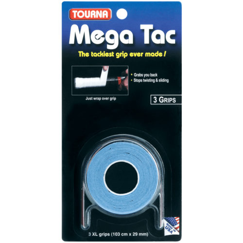Mega Tac Blue