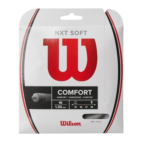 Wilson NXT Soft 16 Silver