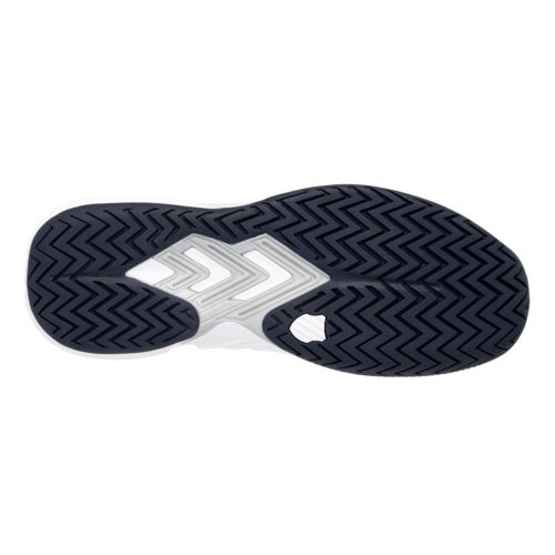 K-Swiss Ultrashot 3 White/Peacoatsilver