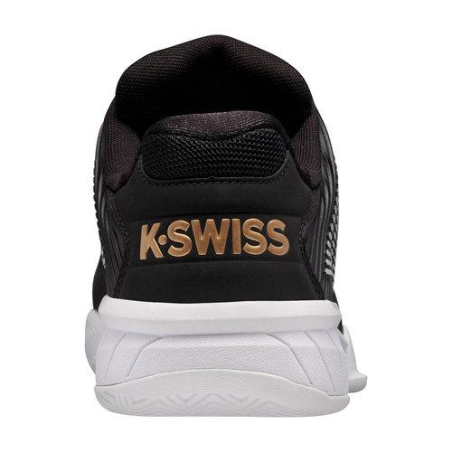 K-Swiss Hypercourt Express 2 Black/Gold/White