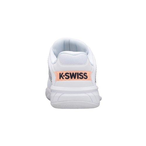 K-Swiss Hypercourt Express 2 Wt/PchNctr/Gryst
