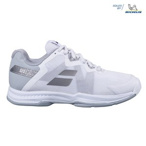 Babolat SFX3 All Court White/Silver