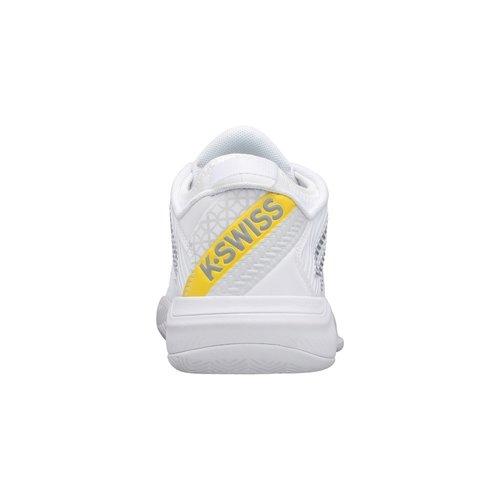 K-Swiss Hypercourt Supreme White/ButterCut/LunarRock