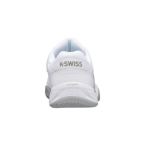 K-Swiss Bigshot Light 4 White/High-Rise/Slvr