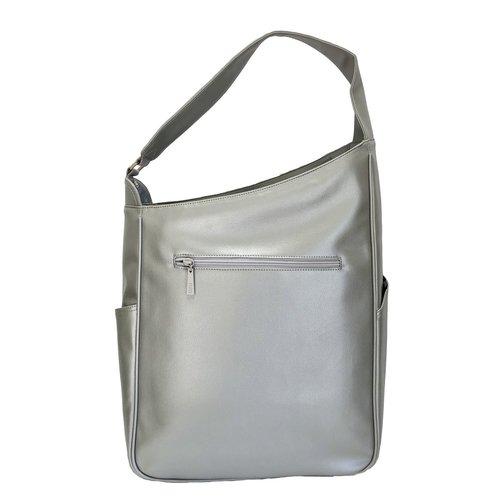 Maggie Mather Shoulder Bag Silver