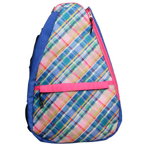 GloveIt Glove It Backpack Plaid Sorbet