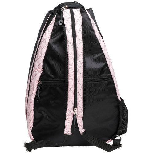 GloveIt Glovelt Backpack Rose Gold Quilt