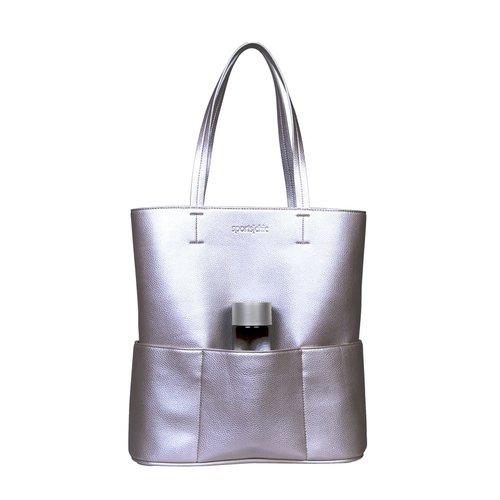 SportsChic SportsChic Tote Bag Silver