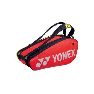 Yonex Pro Racquet Bag 9pk Red