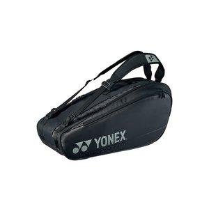 Yonex Pro Racquet Bag 6pk Black