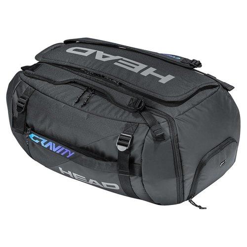 Head Gravity Duffle Bag Bk,Pu