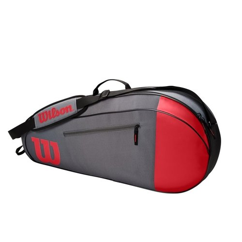 Wilson Team 6 Pack Red/Gray