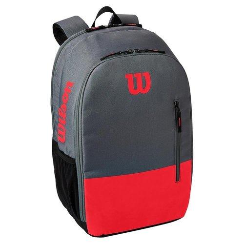 Wilson Team Backpack Red/Gray