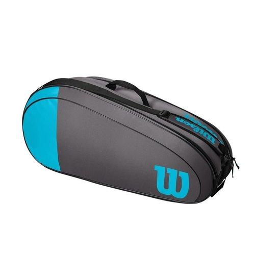 Wilson Team 6 Pack Blue/Grey