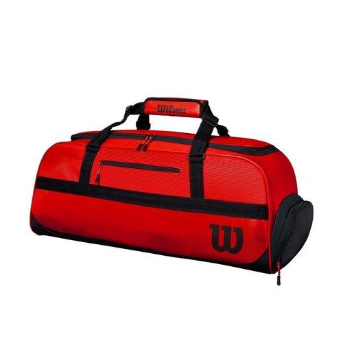 Wilson Tour Duffel Red