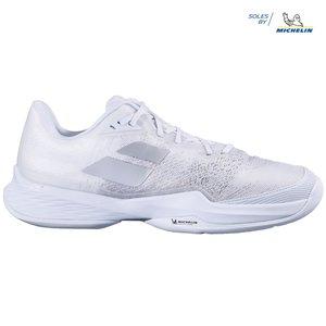 Babolat Jet Mach 3 All Court White/Silver