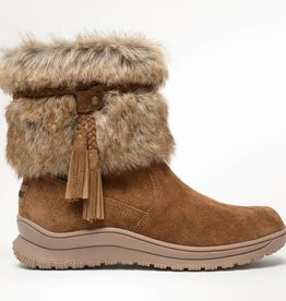 MINNETONKA EVERETT BOOTIE (TWO COLORS)
