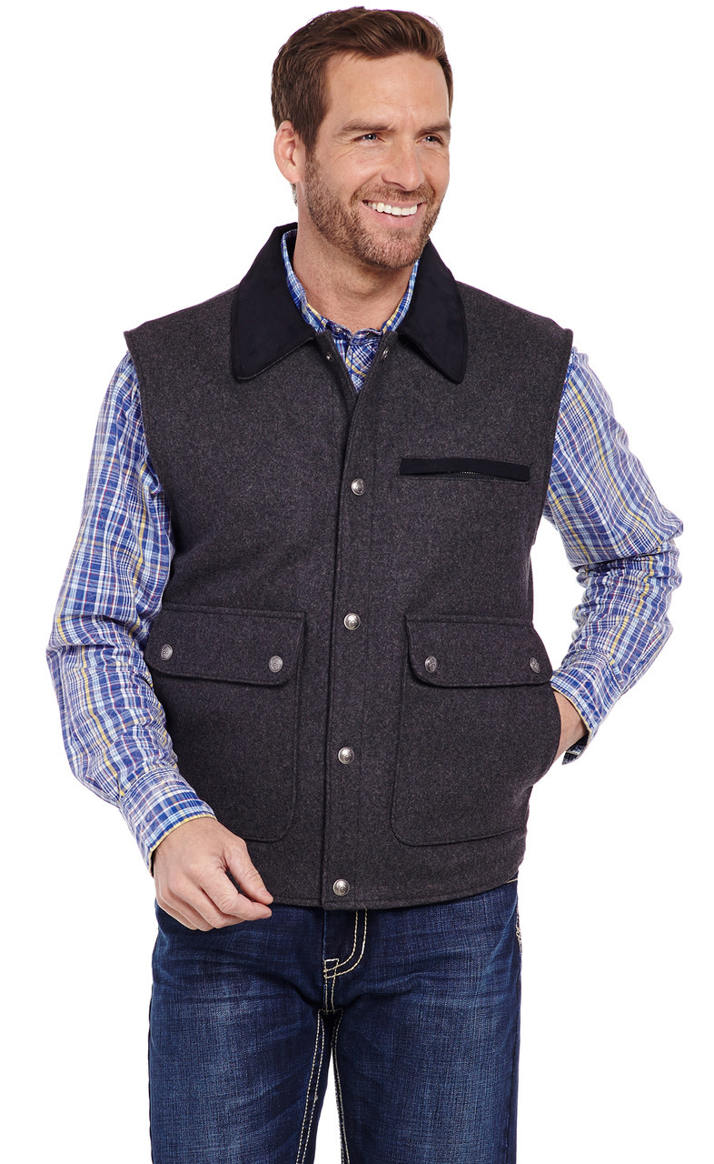 CRIPPLE CREEK CRIPPLE CREEK WOOL VEST
