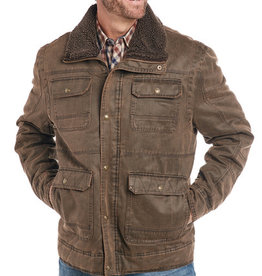 CRIPPLE CREEK CRIPPLE CREEK CONCEAL CARRY JACKET W/SHERPA COLLAR