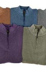 LONG SLEEVED THERMAL PULL OVER BY FX FUSION