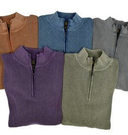 LONG SLEEVED THERMAL PULL OVER