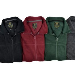 POLAR FLEECE FULL ZIP VEST