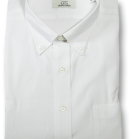 COOPER STEWART COOPER STEWART PINPOINT BUTTON DOWN DRESS SHIRT