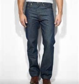 LEVI MENS 501 STF JEANS