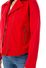 LIVERPOOL LIVERPOOL RED MOTO JACKET