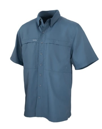 GAMEGUARD SHORT SLEEVED MICROFIBER SHIRT
