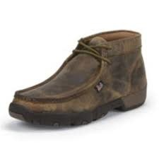 JUSTIN JUSTIN 232 CAPPIE DRIVING MOC